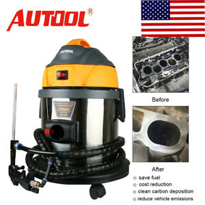 Autool Car Engine Carbon Deposition Cleaner Intake Pipe Valve Clean Machine 110v