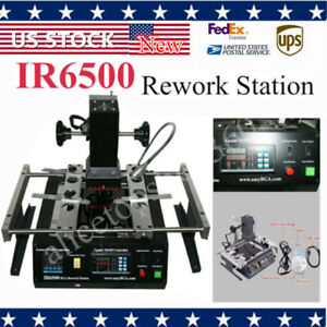 1250w Rework Station Ir6500 Ir Bga Reballing Welder Soldering For Ps3 Xbox360