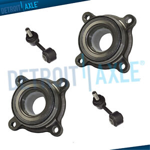 For 2008 2009 2010 11 2016 Toyota Sequoia Tundra Front Wheel Bearing Sway Bar