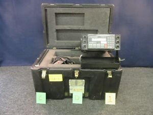 Christie Pp 8333 u Battery Analyzer charger Casp 2000 6 Channel Military Used