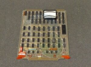 Vintage Hp 12005 60001 Asynchronous Serial Interface Board 1000 Series Computer