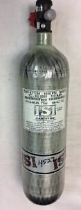 Carleton Isi 4500psi Air Tank Carbon Comp Bottle Dot e 11194 M4927 310bar 311s