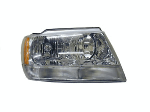 Right Headlight For Jeep Grand Cherokee Wj Wg 1999 On
