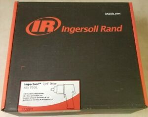 Ingersoll Rand 1720p1 Pistol Grip 3 4 Drive Impact Wrench Ir 1720 New