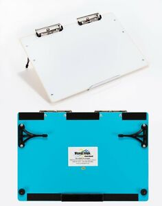 Visual Edge Reading writing Slant Board With Magnetic dry Erase Surface
