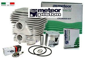 Meteor Cylinder Piston Kit For Stihl Ts410 Ts420 50mm Cut Off Saw Nikasil