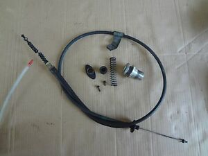 2003 2004 Mustang Svt Cobra 4 6 Clutch Cable Firewall Adjuster Sku Nn109