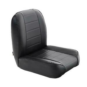 Smittybilt Low Back Bucket Seat 44801