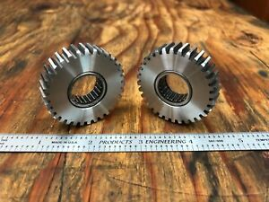 Nearly Silent South Bend 9 Inch Lathe Twin Gears Kit replacement