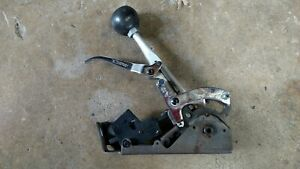 Hurst Quarter Stick Shifter 3 Speed Turbo 350 400 Ford C4 C6