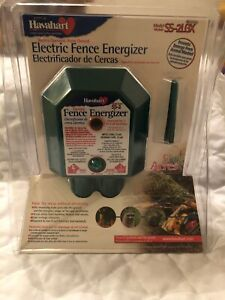 Havahart Battery Size Dd Operated Electric Fence Energizer Ss 2 Factory Sealed