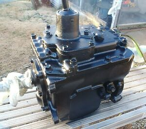 Fj40 Transmission 4 Speed Toyota Land Cruiser Fj55 1972 1973 1974 1975 1976 1977