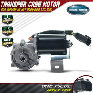 Transfer Case Shift Motor Actuator W 7 Pins For Hummer H3 H3t 2006 2010 89059551