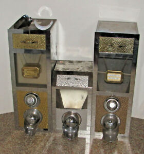 3 Coffee Bean Dispensers Large Medium Counter Dispensers Innovated Products