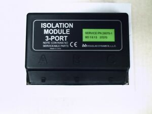 Fisher Western Snow Plow 3 Port Isolation Module 29070 1 29070