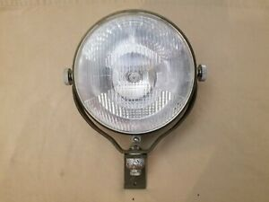 N O S Military Truck Headlight Spot Light 12v Cibie Wrecker Marine Boat Searc