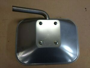 Ford Van Truck Pickup West Coast Stainless Steel Towing Mirror Right Left