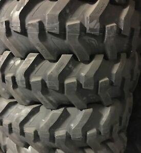 16 9x28 R4 12 Ply Tubeless Industrial Backhoe Tractor Tire