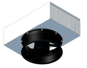 Force Air Heat sink Cooling Fan 120vac 60hz Free Shipping