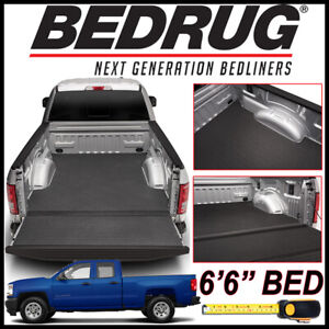 Bedrug Bedtred Impact Liner Bed Mat 2007 2018 Chevy Silverado W 6 6 Bed