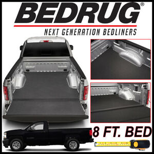 Bedrug Bedtred Impact Liner Bed Mat 2007 2018 Chevy Silverado 1500 W 8 Ft Bed