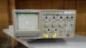 Tektronic Tas220 Oscilloscope Parts Scope