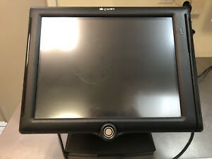 Par M8150 02 Pos 15 Touchscreen Intel Atom N270 1 6ghz Point Of Sale Terminal