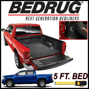 Bedrug Classic Bed Mat Liner For 2015 2020 Gmc Canyon With 5 Ft Bed