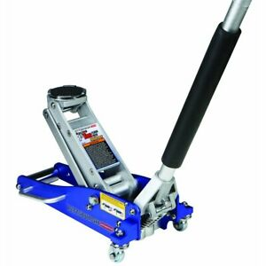 1 5 Ton Compact Aluminum Racing Jack With Rapid Pump