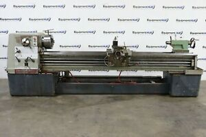 Clausing Colchester 17 X 108 Engine Lathe