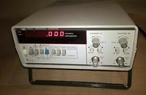 Keysight Agilent Hp 5314a Universal Frequency Counter Timer 120v Good Condition