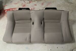 2013 Oem Mustang Convertible Rear Seats With Stone Cloth Upholstery