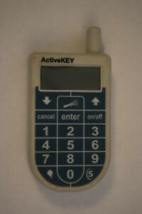 Ge Supra Activekey Realtor Keybox Key No Charger Or Software Etc Used