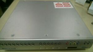 Dedicated Micros Ds2ac dx09c 320gb 9 channel Video Recorder Dvr