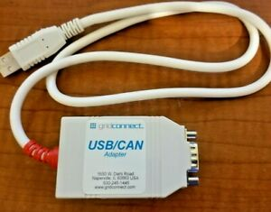 Usb Can Adapter Ipeh 002021 Gc can usb pcan usb Peak Grid Connect