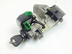 03 04 05 Honda Civic Oem Ignition Switch Cylinder Lock Auto Trans Key