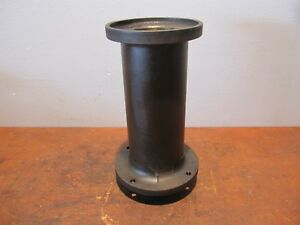 Vintage Theo A Kochs Barber Chair Hydraulic Cylinder Piston Sleeve Koken