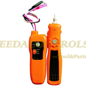 Network Wire Cable Tracker St206 Cable Tester Wire Finder Checker Rj11 Rj45