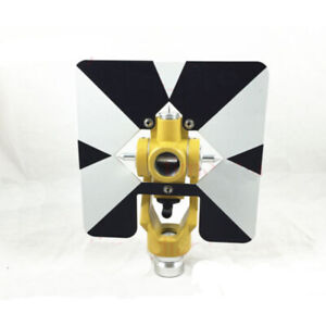 New Replace Topcon Prism Target For Topcon Total Station Surveying Offset 0mm