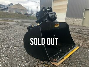 Cat 303 42 Tilt Ditching Excavator Bucket