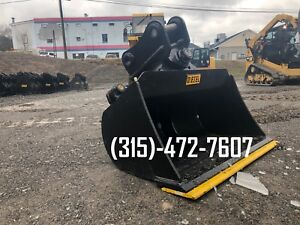 Cat 312 60 Tilt Ditching Excavator Bucket