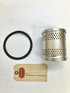 1933 1957 Plymouth Engine Oil Filter Fresh Stock With Gasket