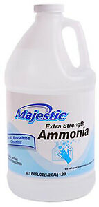 Champion Packaging Distribution 2260900010 Majestic Ammonia Regular Scent