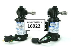 Bison 507 02 133c Right Angle Dc Gearmotor 26 999 2004 005 Reseller Lot Of 2