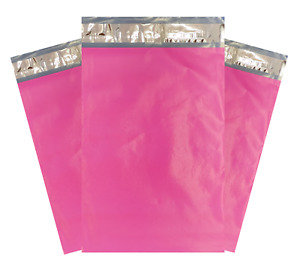 200 Bags 19x24 Pink Poly Mailer Large Plastic Shipping Bag 8 19 X 24
