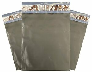 1000 Bags 19x24 Black Poly Mailer Large Plastic Shipping Bag 8 19 X 24
