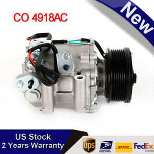 Fit For 2006 2007 2008 2009 2010 2011 Honda Civic 1 8l 1799cc L4 Ac Compressor