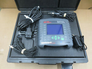 Rotunda Mts 4100 Nvh Analyzer Automotive Vibration Sensor Mastertech Vetronix