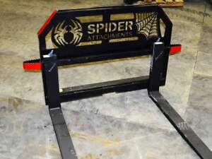 Spider Attachments Hd42 Heavy Duty Pallet Forks