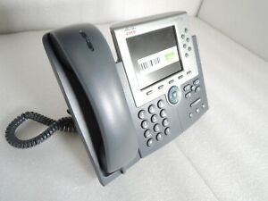 Cisco Cp 7965g 7965 Series Unified Voip Ip Office Business Phone